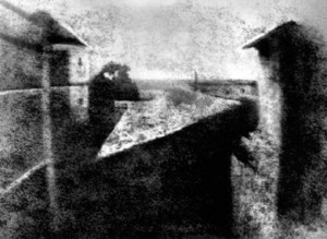 The First Photograph - A brief History