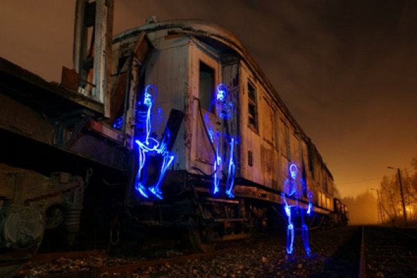 Extreme Light Painting by Janne Parviainen (17)