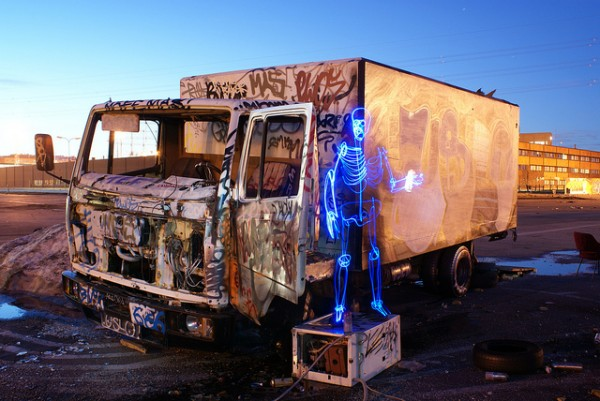 Extreme Light Painting by Janne Parviainen (18)