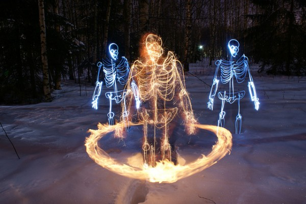 Extreme Light Painting by Janne Parviainen (22)