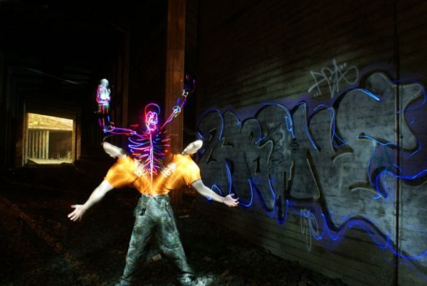 Extreme Light Painting by Janne Parviainen (3)