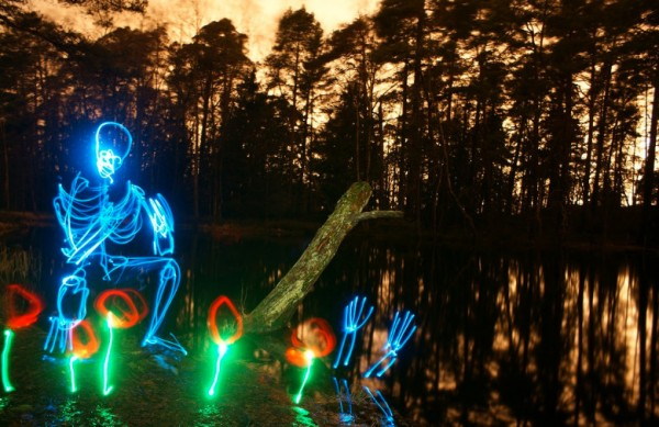 Extreme Light Painting by Janne Parviainen (5)