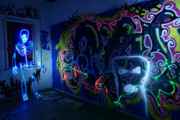 Extreme Light Painting by Janne Parviainen (7)