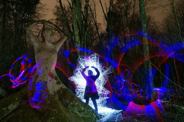 Extreme Light Painting by Janne Parviainen (8)