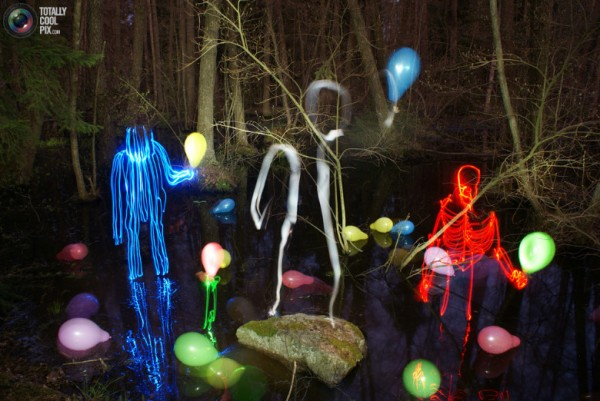 Extreme Light Painting by Janne Parviainen (9)