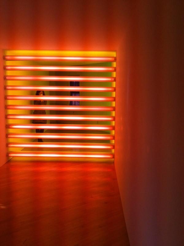 Neon Lighting Against Dark Space (4)