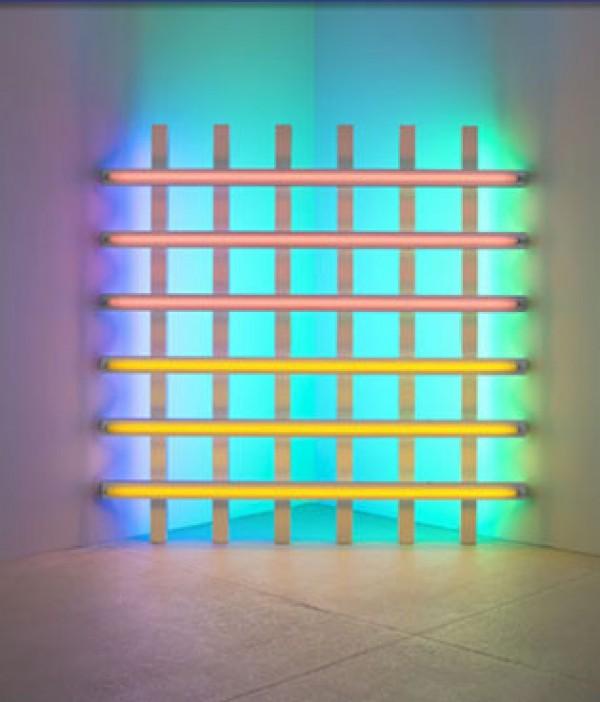 Neon Lighting Against Dark Space (5)