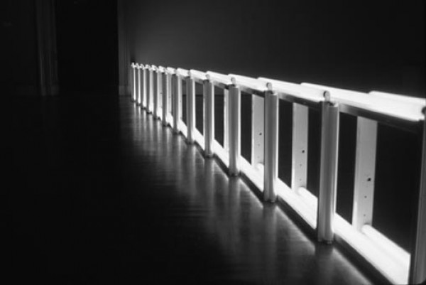 Neon Lighting Against Dark Space (6)