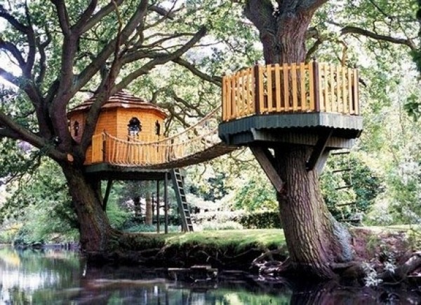 Top Tree Houses Magnificent Top 10 Most Amazing Tree Houses Around The  World Design Decoration