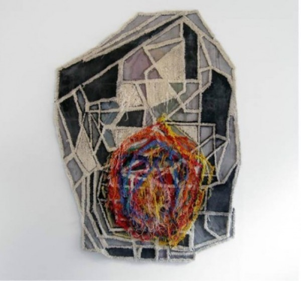 Caroline Achaintre Hand Tufted Wool Paintings (3)
