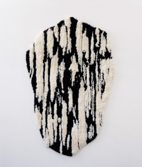 Caroline Achaintre Hand Tufted Wool Paintings (4)