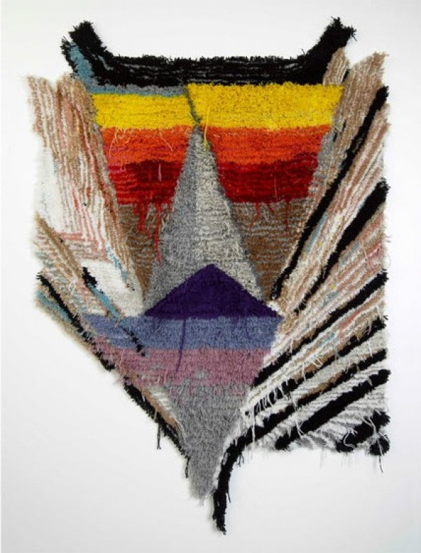 Caroline Achaintre Hand Tufted Wool Paintings (7)