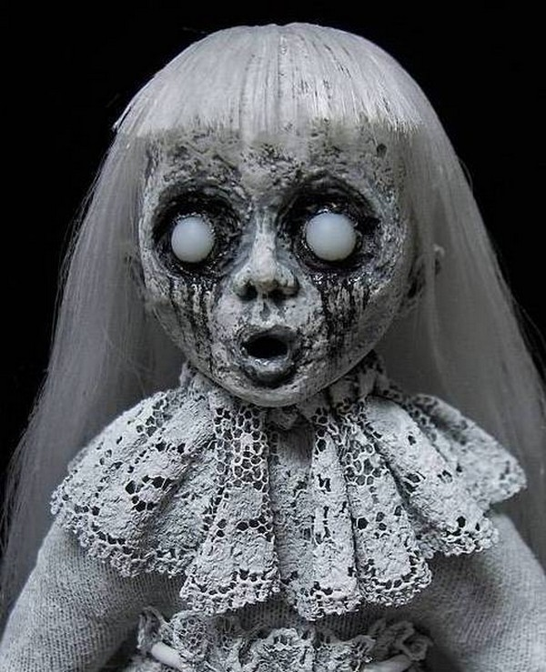 Creepy Art Dolls by Kira Shaimanova (1)