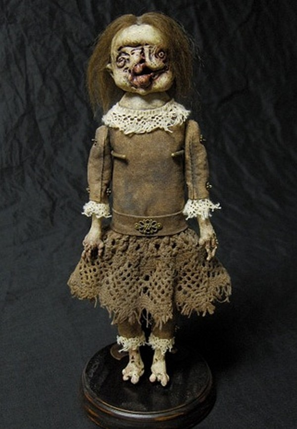 Creepy Art Dolls by Kira Shaimanova (3)