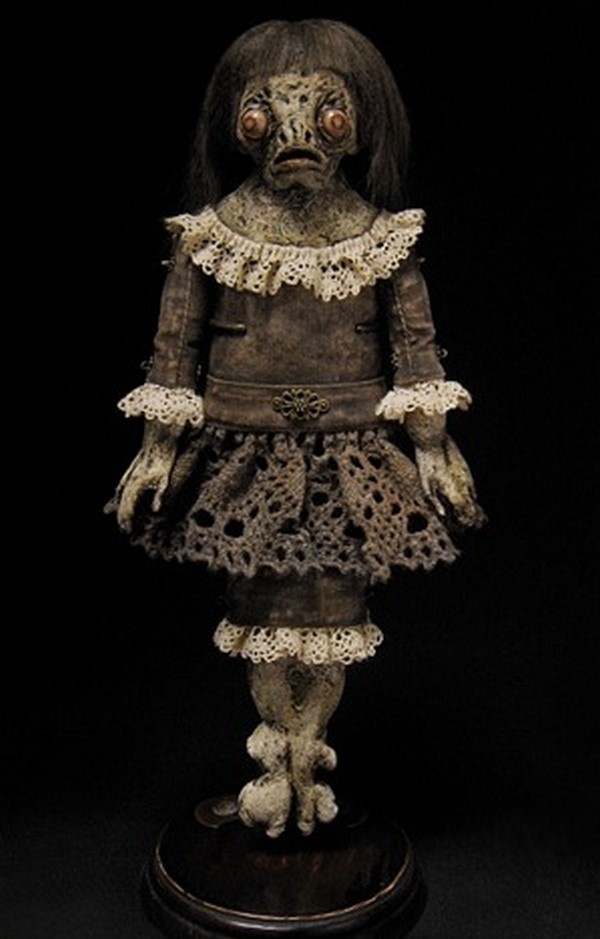 Creepy Art Dolls by Kira Shaimanova (4)