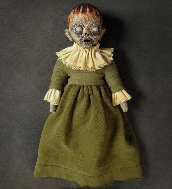 Creepy Art Dolls by Kira Shaimanova (5)