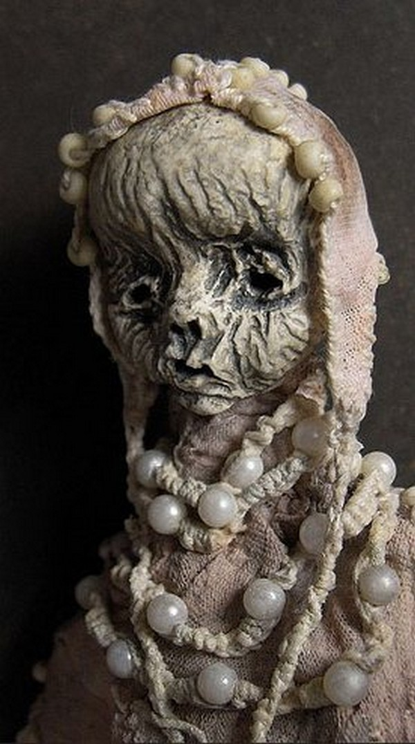 Creepy Art Dolls by Kira Shaimanova (7)