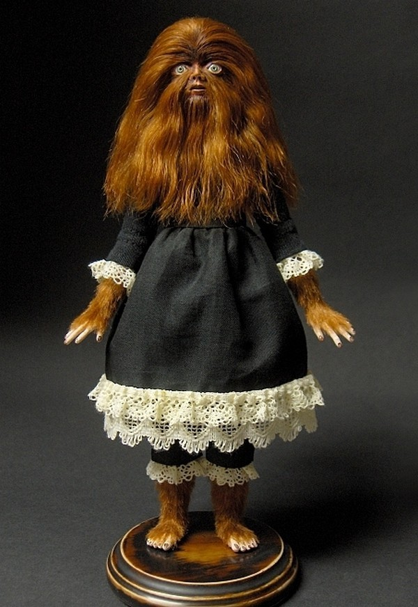 Creepy Art Dolls by Kira Shaimanova (9)