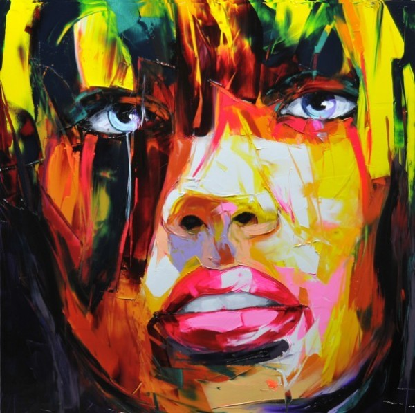 Exuberant Oil Paintings by Francoise Nielly (1)