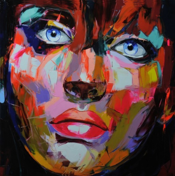 Exuberant Oil Paintings by Francoise Nielly (2)