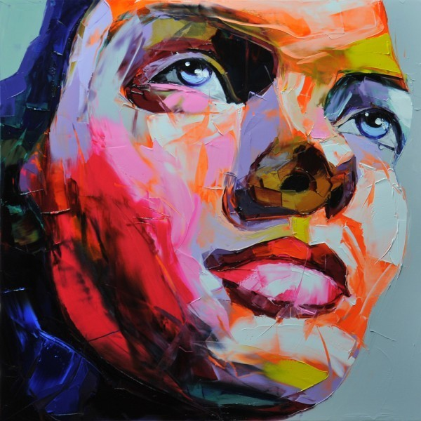Exuberant Oil Paintings by Francoise Nielly (3)