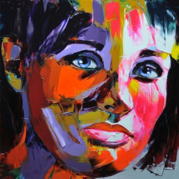 Exuberant Oil Paintings by Francoise Nielly (4)