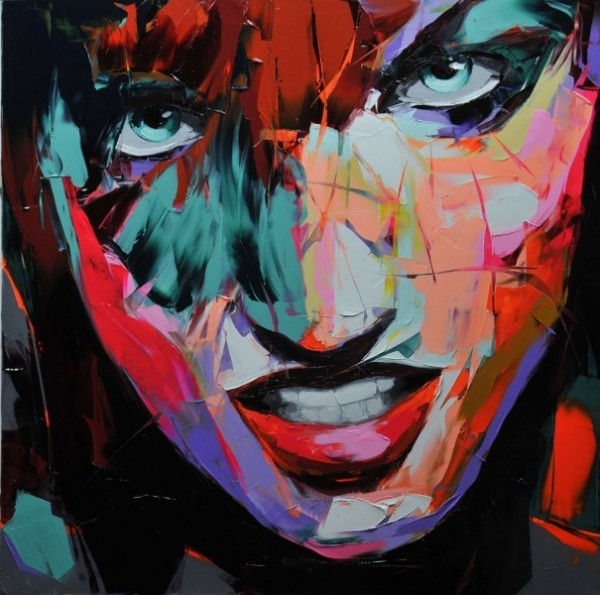 Exuberant Oil Paintings by Francoise Nielly (5)