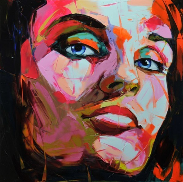 Exuberant Oil Paintings by Francoise Nielly (6)