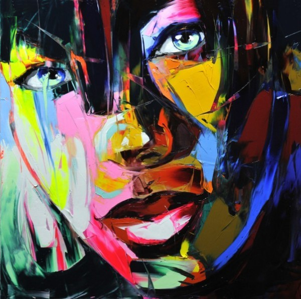 Exuberant Oil Paintings by Francoise Nielly (7)