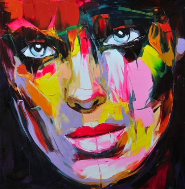 Exuberant Oil Paintings by Francoise Nielly (8)