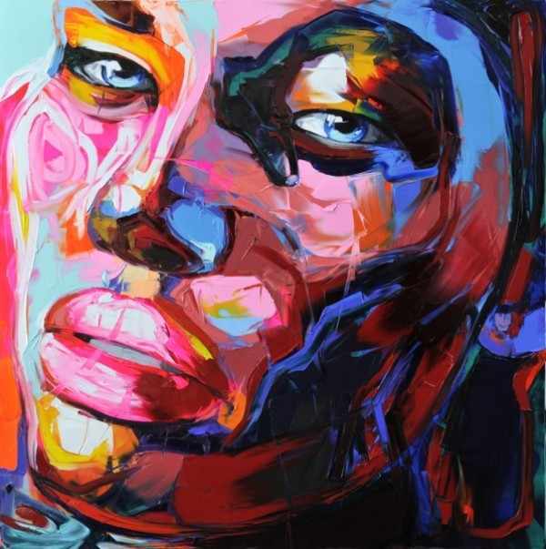 Exuberant Oil Paintings by Francoise Nielly (9)