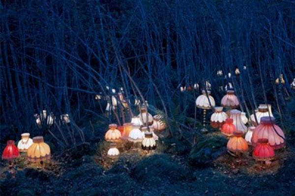 Rune Guneriussen's Quirky Installations in Nature (1)