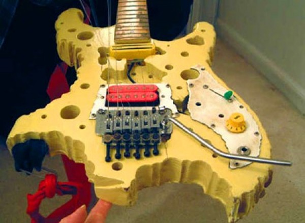 The Most Insane Custom Guitars You'll Ever See (1)