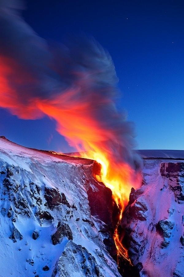 Top 10 Best Volcanic Eruptions in the World (2)