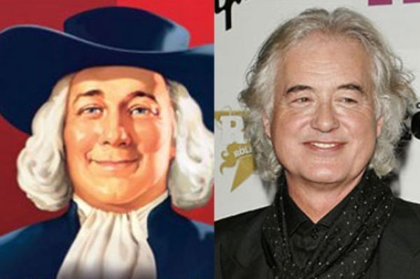 Top 15 Celebrities who Look Like Historical Figures (1)