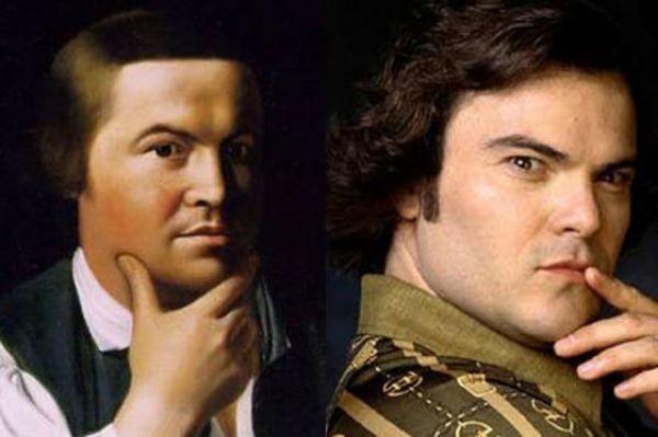 Top 15 Celebrities who Look Like Historical Figures (12)