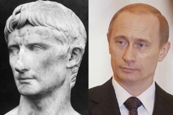 Top 15 Celebrities who Look Like Historical Figures (3)