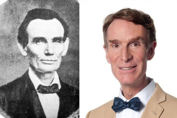 Top 15 Celebrities who Look Like Historical Figures (8)