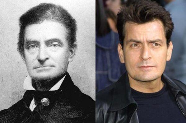 Top 15 Celebrities who Look Like Historical Figures (9)