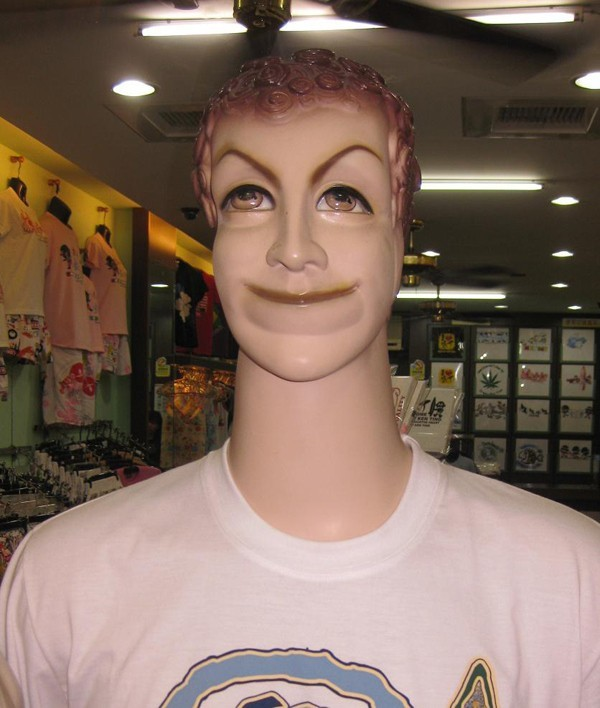 Top 15 Mannequins That Will Steal Your Soul (5)