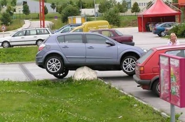 The Worst Parking Jobs Ever (2)