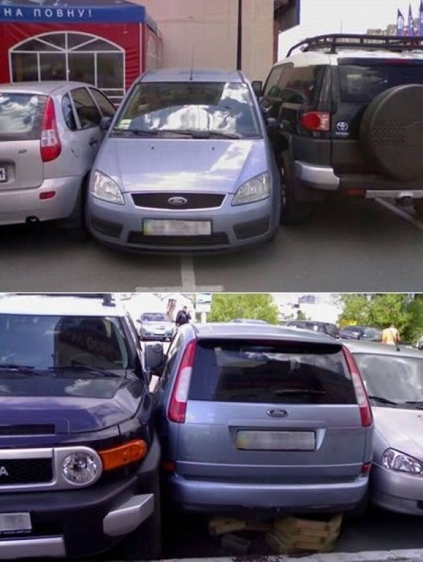 The Worst Parking Jobs Ever (6)