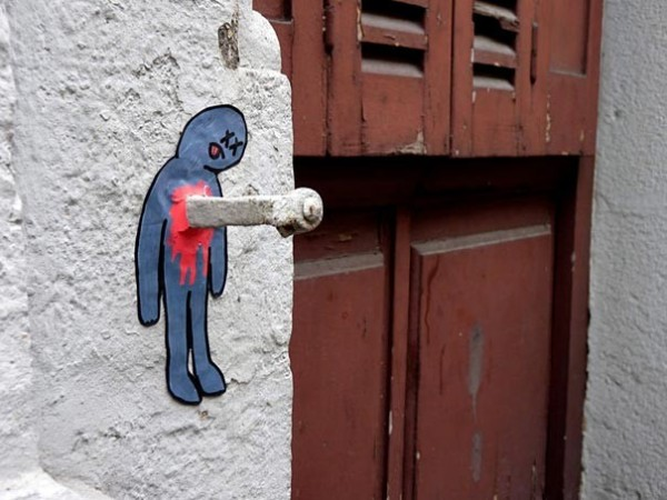 Top 15 Funny and Creative Street Art (10)