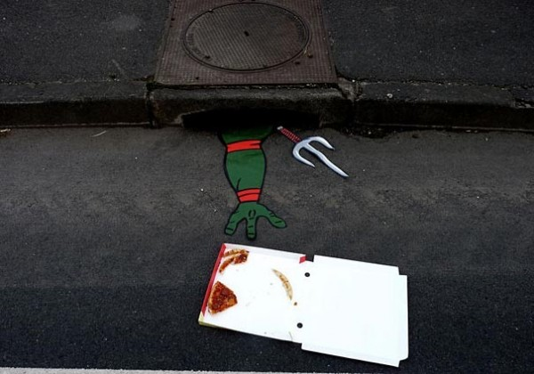 Top 15 Funny and Creative Street Art (8)